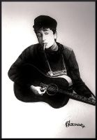 Bob Dylan by Bonniemarie