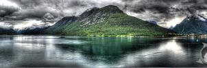 Norway Panorama 2 by Ivan-Connolly-1995