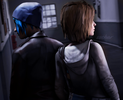 Life Is Strange - Dormitories by SSchar