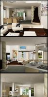 Vogue Villa Interior-Cesme by pitposum