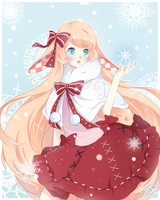 [CE] First Snow by Cottoneeh