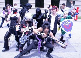 COSPLAY MADNESS by mindlessLink