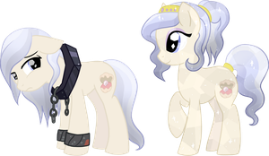 MLP OC: Opalescent Pearl by Norjack