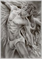 Dancing angel by ajax4men