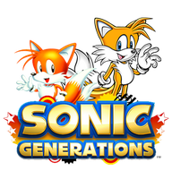 Sonic Generations: Logo Fun 11 by UltimateGameMaster