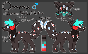 Omma [character reference] by Shlimaz