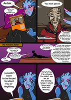 ME CW: The Coming Storm 54 by Padzi