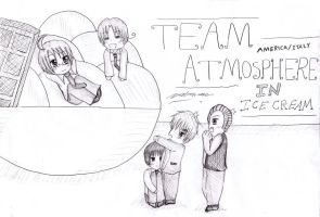 APH: Team Atmosphere 2 by Selinawen