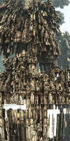 Hanging Cities by gforce45