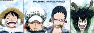 Punk Hazard by DEIVISCC