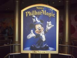 Mickey's Philharmagic by blunose2772