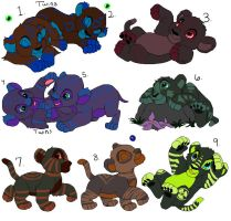 TLK Lion cub Adoptables by Animal-and-anime-lvr