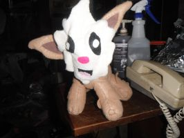 lillipup plushie :finished: by sapphiredragon49