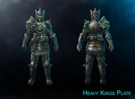 Kings Armor by SimonSaysBaka