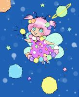 Konpeito Sugar Fairy OC by Pumpkin-Queen-Ildi