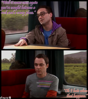 TBBT - Rock And A Crazy Place by ChetzB