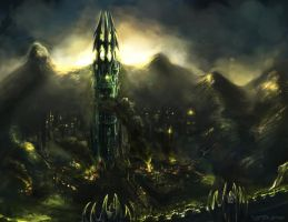 Isengard by KageRott
