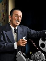 Walt Disney Colorization by NorthOne