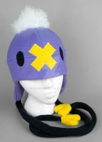 Drifloon Hat by SewDesuNe