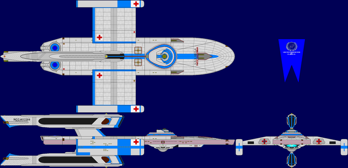 USS Hecla Multi-View by captshade