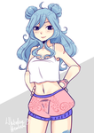 Juvia by WhitedoveHemlock