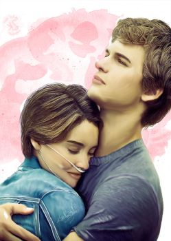 The Fault in our Stars by kristenmargina