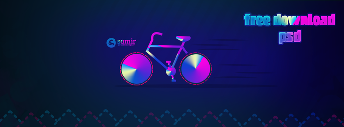 bicycle psd by thesamirH