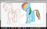Preview_RainbowDash by Tsitra360