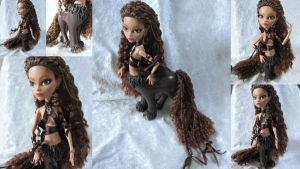 Freya, monster high centaur by assassin-kitty