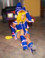Cosplay Dark Magician Girl by HollyMotto