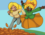 Autumn Wishes -SSG CE- by Apricotthevixen