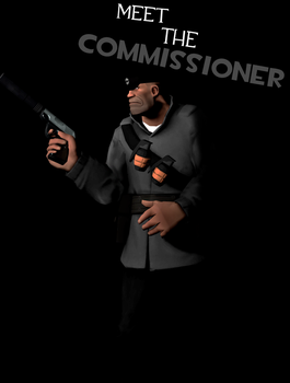 Meet The Commissioner by MrComrade