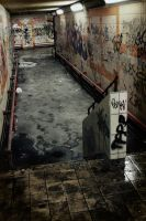 Forgotten underpass by ercle88