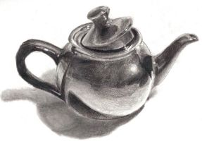 Teapot by KittyNamedAlly