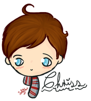 Warblers: Chriss by saladsalty