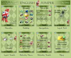 English Jumper by Letyi