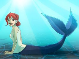 Under the Sea by breyica