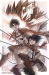 Attack on Titan by Shattered-Earth