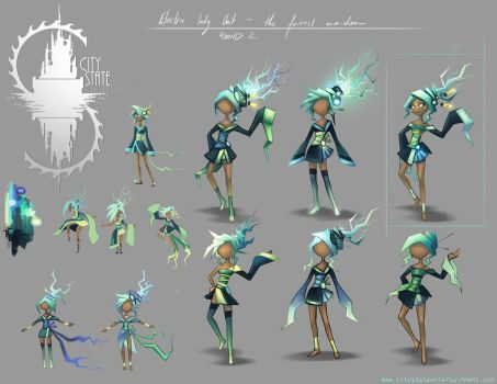 Electra Unit Concepts by tealover007