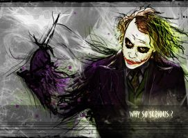 Why so serious by Shadowolf07
