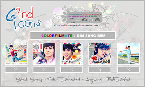 Kim Bum - Colorfulmate by o00khanhlynk00o