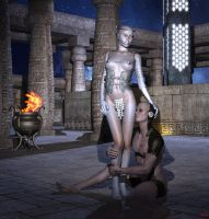 Carienta's Realm by Hera-of-Stockholm