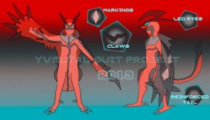 Yveltal reference by FlameTorchic