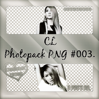 +CL Pack PNG #003. by StrongHeartEditions