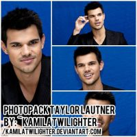 PhotoPack Taylor Lautner #01 by KamilaTwilighter