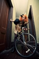 Bicycle race by Andross01