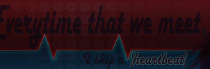 Heartbeat - YT Banner for LXC132 by RinoaBC