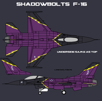 Shadowbolts F-16 by lonewolf3878