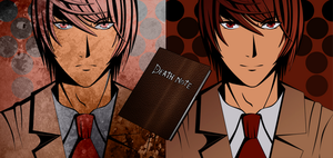 :: Death Note : Raito. :: by Nayou