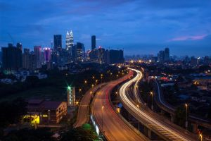Ampang Highway by SinanDira